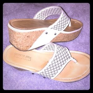 Kenneth Cole reaction wedges 💕